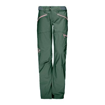 Norrona FALKETIND FLEX1 - Pantalón mujer jungle green