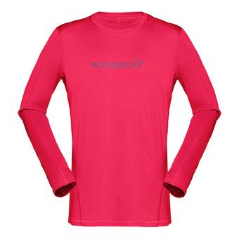 Norrona /29 TECH - Camiseta hombre jester red