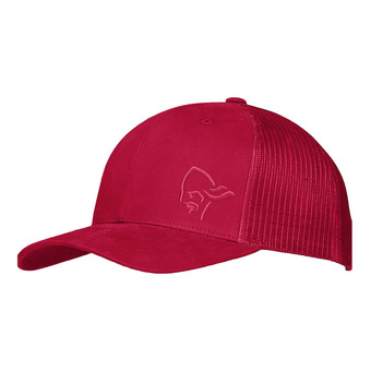 29 Trucker mesh Snap back Cap Jester Red Unisexe Jester Red