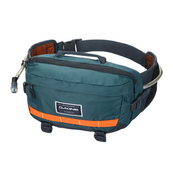 Dakine HOT LAPS 5L - Hydration Bag - slateblue