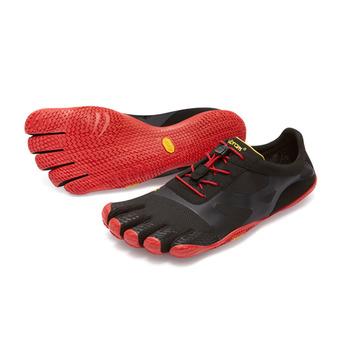 Five Fingers KSO-EVO - Scarpe da training Uomo nero/rosso
