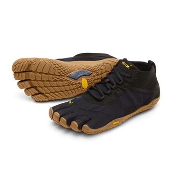 Five Fingers V-TREK - Zapatillas de senderismo hombre black/gum