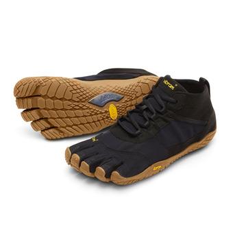 Five Fingers V-TREK - Zapatillas de senderismo mujer black/gum