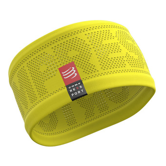 Compressport ON/OFF - Bandeau jaune