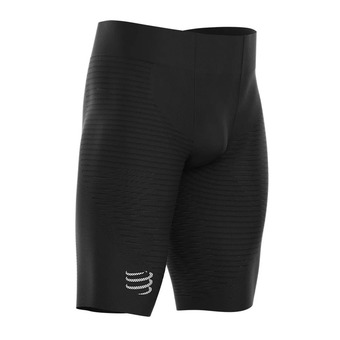 Compressport OXYGEN UNDER CONTROL - Mallas cortas hombre black