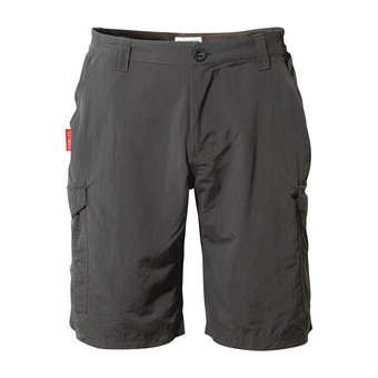 Craghoppers CARGO - Short hombre black pepper