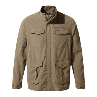 Craghoppers ADVENTURE - Veste Homme pebble