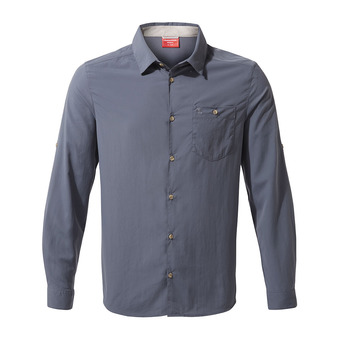 Craghoppers NUORO - Camisa hombre ombre blue