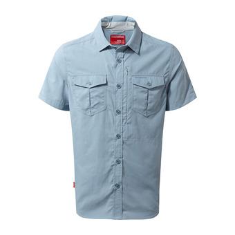 Craghoppers ADVENTURE - Camisa hombre fogle blue