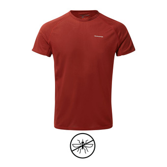 Craghoppers BASELAYER - T-shirt Uomo firth red