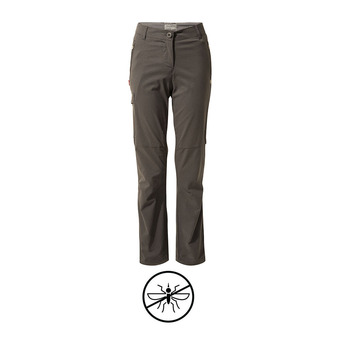 Craghoppers PRO II -  Pantalón mujer charcoal