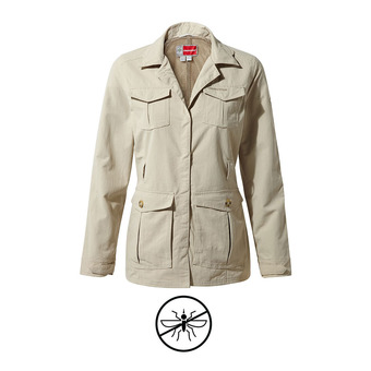 Craghoppers LUCCA - Chaqueta mujer desert sand