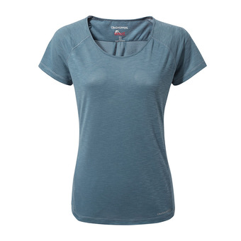 Craghoppers HARBOUR - Camiseta mujer venetian teal