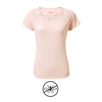 Harbour SS Top SeashellPink Femme Seashell Pink