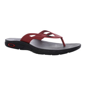 Tongs homme ELLIPSE FLIP red line