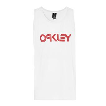 Oakley MARK II - Camiseta de tirantes hombre white