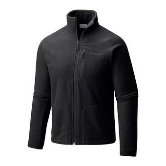 Fleece Jacket - Men's - FAST TREK II black