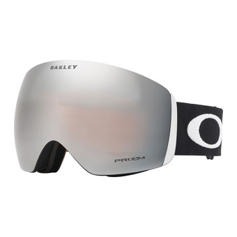 Oakley FLIGHT DECK - Masque ski matte black/prizm black iridium
