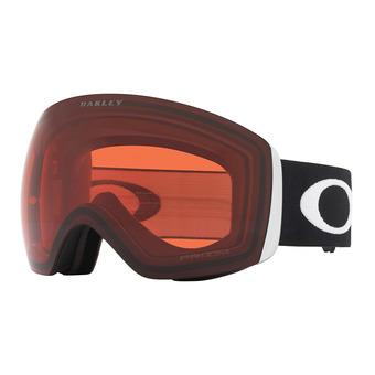 Oakley FLIGHT DECK - Gafas de esquí matte black/prizm rose