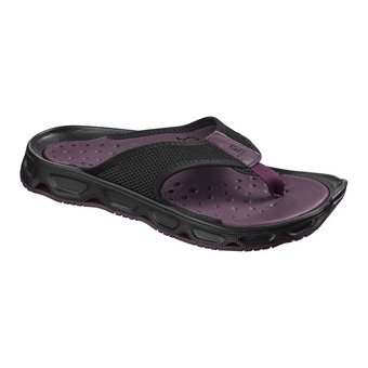 Recovery Sandals - Women's - RX BREACK 4.0 potent purple/black/black