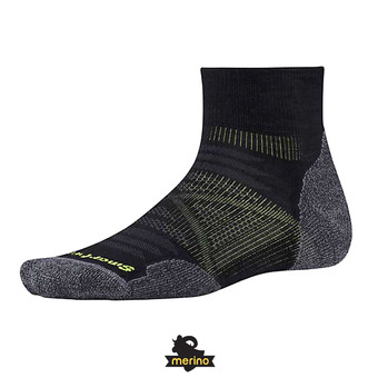 Chaussettes homme PHD OUTDOOR LIGHT MINI black