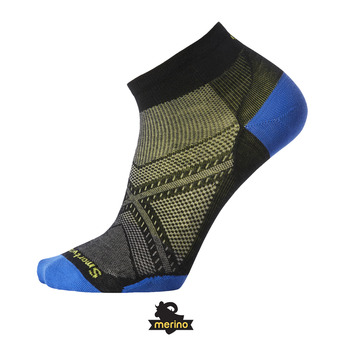 Calcetines PHD RUN ULTRA LIGHT LOW CUT black