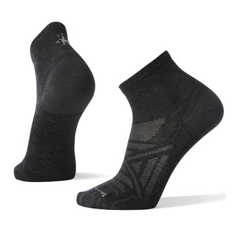 Smartwool PHD OUTDOOR ULTRA LIGHT MINI - Socks - charcoal