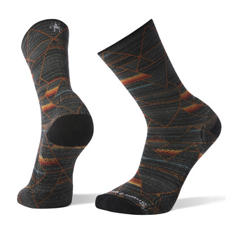 Smartwool PHD OUTDOOR LIGHT CREW - Socks - graphite