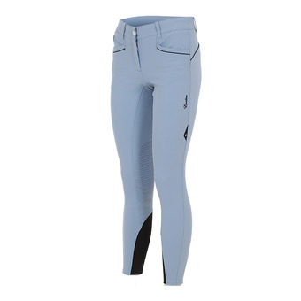 Equiline LENA - Pantalon siliconé Femme light blue