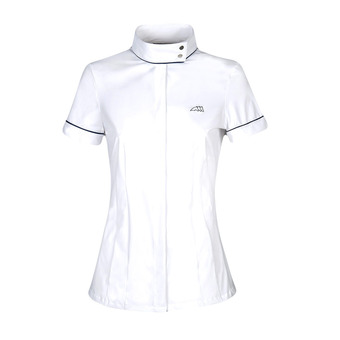 Equiline HAVANA - Chemise concours Femme white