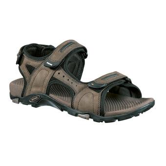 Meindl CAPRI - Sandals - Men's - dark brown