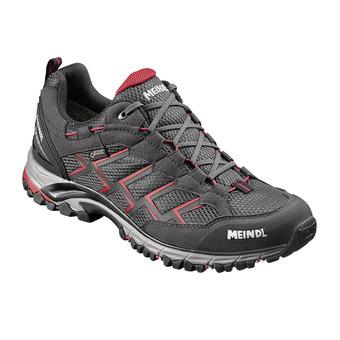 Meindl CARIBE GTX - Chaussures randonnée Homme noir/rouge