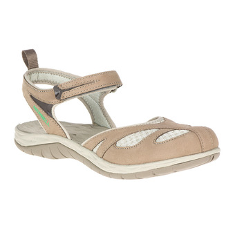 Merrell SIREN WRAP Q2 - Sandals - Women's - brindle