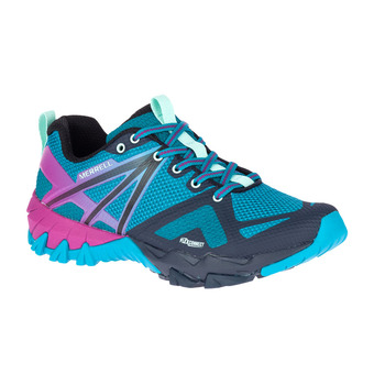 Merrell MQM FLEX - Chaussures trail Femme ocean depth