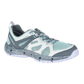 Merrell HYDROTREKKER - Hiking Shoes - Women's - turbulence aqua