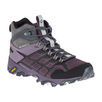 Merrell MOAB FST 2 GTX - Hiking Shoes - Women's - granite shark