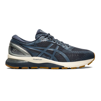 Asics GEL-NIMBUS 21 - Running Shoes - Men's - tarmac/steel blue