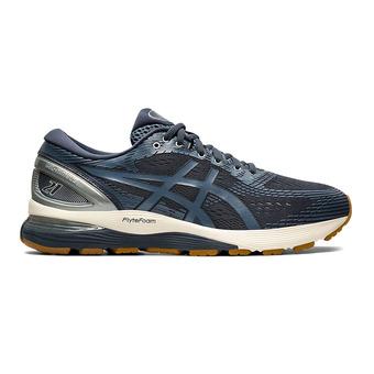 Chaussures de running homme GEL-NIMBUS 21 tarmac/steel blue