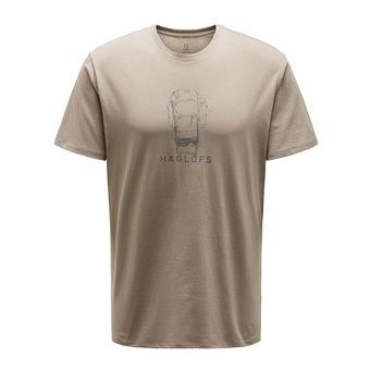 Camp T-Shirt Homme Dune