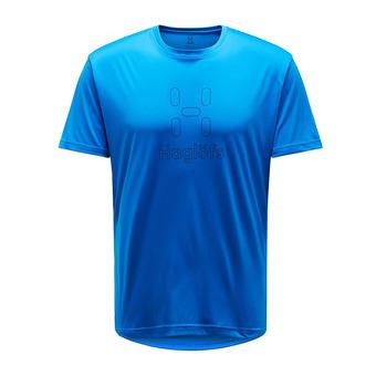Haglofs GLEE - Camiseta hombre storm blue