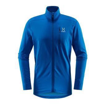Haglofs L.I.M MID - Polaire Homme storm blue