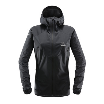 L.I.M Proof Multi Jacket Femme True black