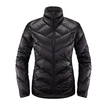 Haglofs L.I.M ESSENS - Down Jacket - Women's - slate