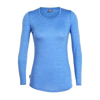 Icebreaker SPHERE - T-shirt Donna cove hthr