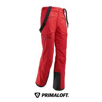 Pantalon de ski homme HAYES STRETCH pompeian red