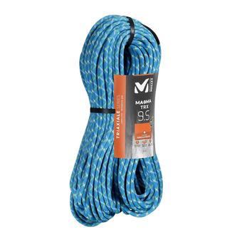 Corde à simple 9.5mm/70m MAGMAT bleu