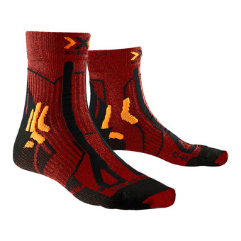 X-Socks TRAIL ENERGY - Calcetines sunset naranja/negro