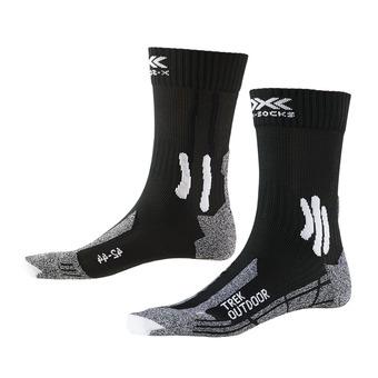 X-Socks TREK OUTDOOR - Socks - black/grey