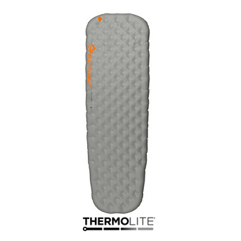 Sea To Summit ETHER LIGHT XT INSULATED - Colchón hinchable gris claro