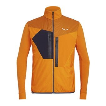 Salewa PEDROC HYBRID - Jacket - Men's - carrot